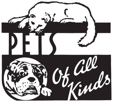 Pets Of All Kinds