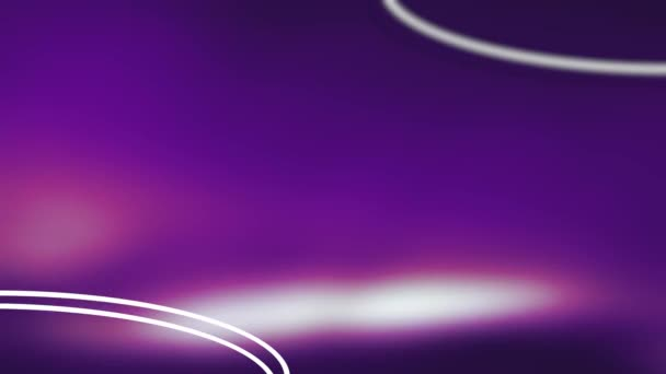 Colorful soft abstract animation background. Design for different video montage, lines, frames motion on screen
