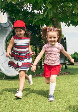 Kids fashion Concept
