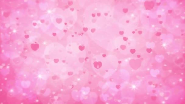 Motion gyönyörű fényes kört bokeh és könnyű fénysugár mint rózsaszín, karácsonyi és boldog új évet háttér