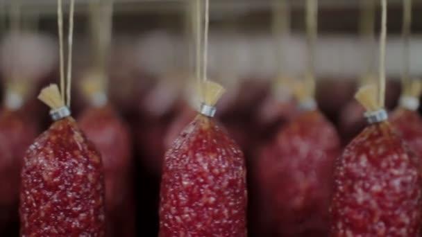Virsli-kolbász ipari hústermelés gyártása