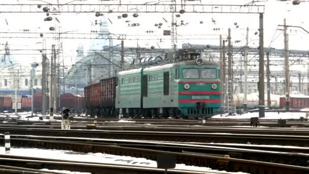 Železniční vlak vůz železnice
