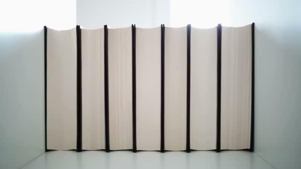 Bücher im Bücherregal. Bücher in Bibliotheken