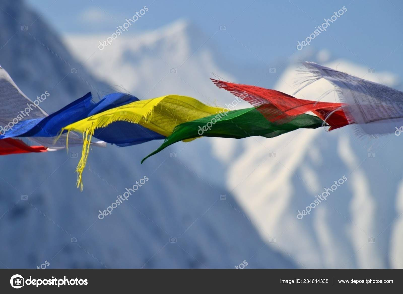 Images: prayers for strength | Tibetan Prayer Flags Used