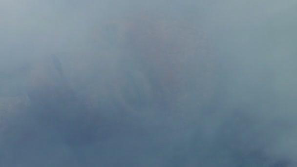 Idegen elégett, a dohányzás Ufo lezuhan