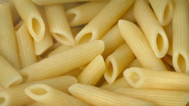 Cooked Pasta Steaming Hot