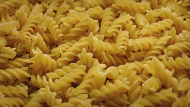 Lots Of Uncooked Pasta