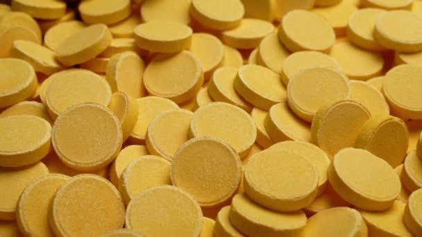 Passing Pile Of Vitamin Pills