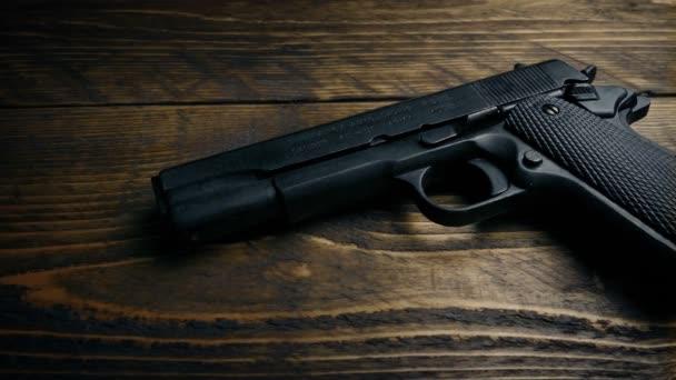 Asztalra mozgó Shot Gun