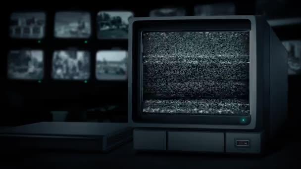 CCTV képernyő-val nem jel