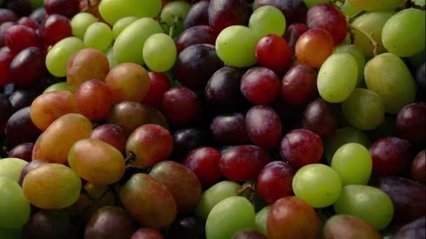 Big Pile Of Grapes Food Display