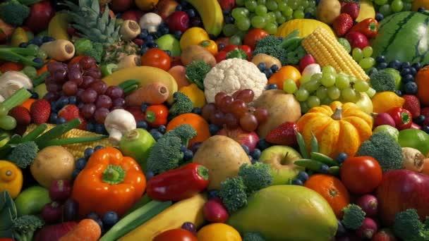 Ovoce a zelenina světa