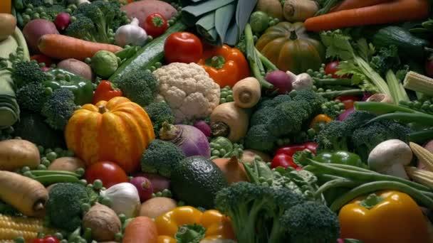 Sklízí zelenina pohyblivá střela