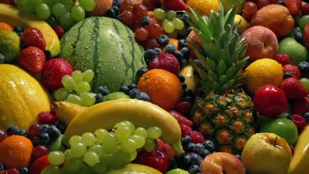 Delicious Wet Fruit Pile - Diet Wellness