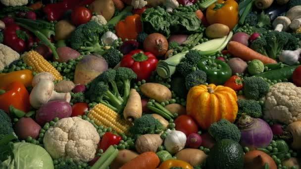Gyönyörű zöldségek művészi világítás-diéta wellness