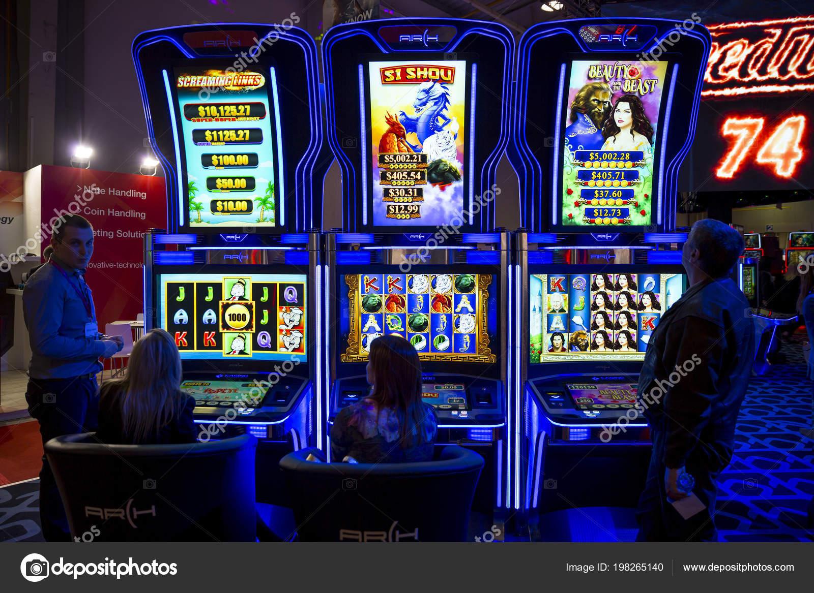 Игровые автоматы картинки