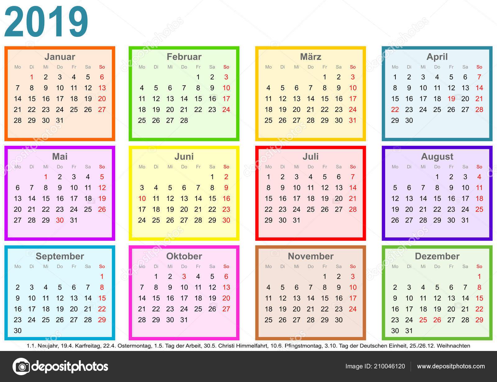 public holidays germany 2019
