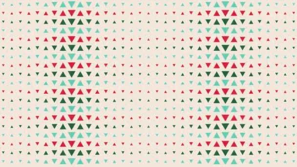 4k Cartoon, Vektor, Retro- und Vintage-Muster, geloopter animierter abstrakter Hintergrund für eine lustige Party, Familienurlaub, Weihnachten, 4. Juli, Erntedank, Ostern oder Geburtstagsfeier.