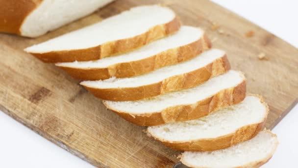 Nahsicht auf leckeres frisches Brotsortiment