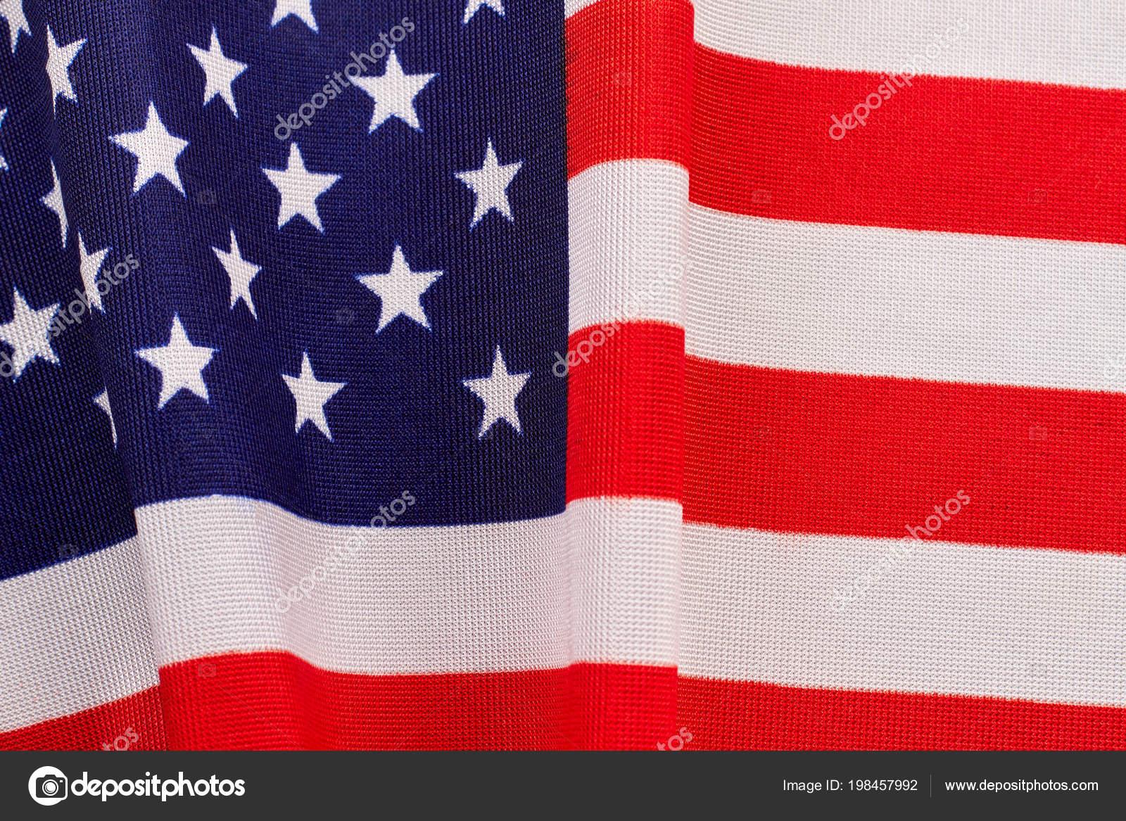 Cotton Flag Of Usa Background Stock Photo C Denisfilm 198457992