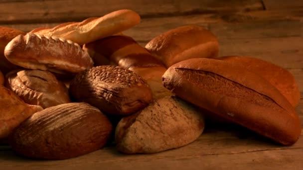 Chléb různých zátiší
