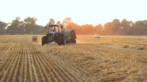 Traktor zemědělství zemědělství