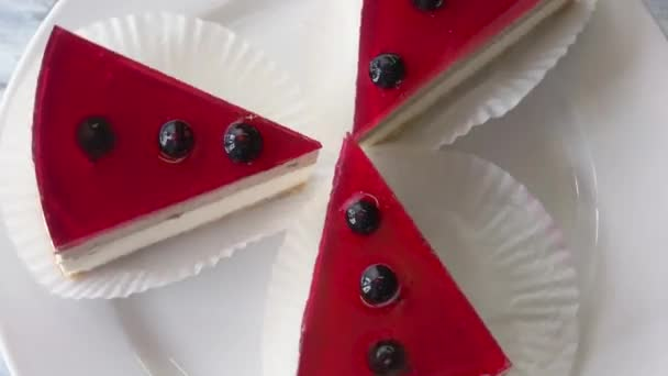 Tvarohový dort s mascarpone mousse
