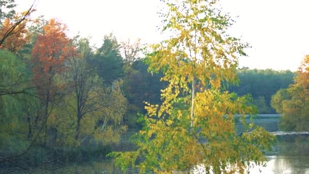 Krásná podzimní krajina.