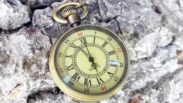 Idő telik el a zseb-órát. Hat órán át a zseb-órát