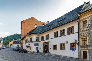 Cafe Gavalier, Banska Stiavnica, Slovakia