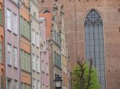 Gdansk Lengyelországban és a Balti-tengeren
