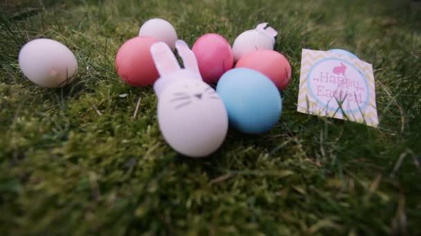 dekorace na Velikonoce. Velikonoční bunnyes