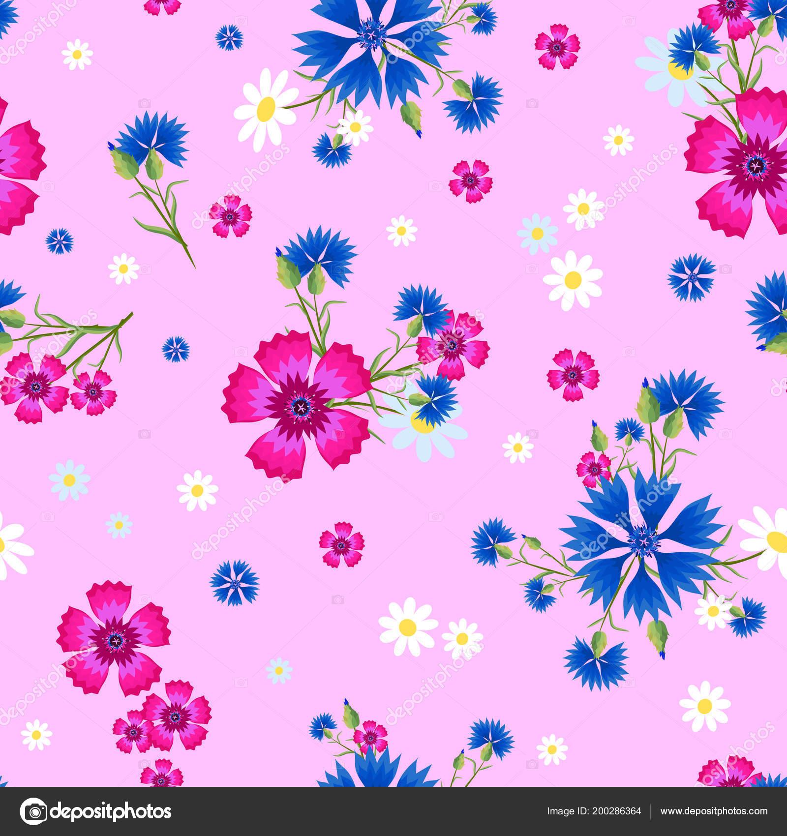 patrones de flores grandes para imprimir patrón sin fisuras con