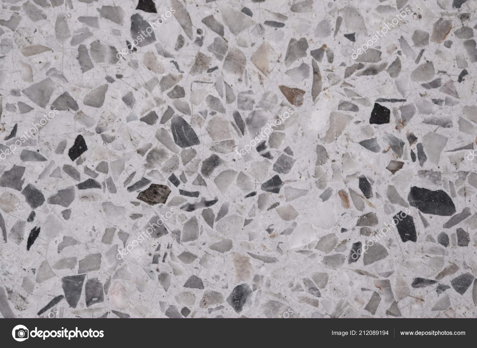 Terrazzo Polished Stone Floor Wall Pattern Color Surface Marble Granite Stock Photo C Pookpiik 212089194