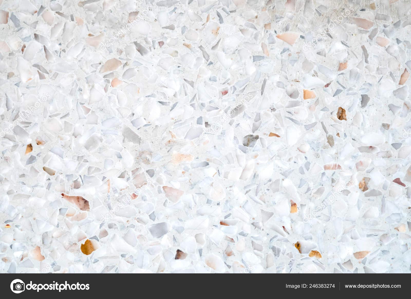 Terrazzo Polished Stone Floor Wall Pattern Colour Surface Marble Granite Stock Photo C Pookpiik 246383274