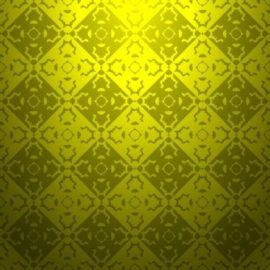 Yellow abstract geometric pattern, abstract geometric pattern gradient background