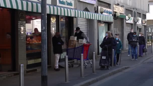 EUROPE, ITALY , MILAN march 2020 - Life in downtown during n-cov19 Coronavirus outbreak pandemic