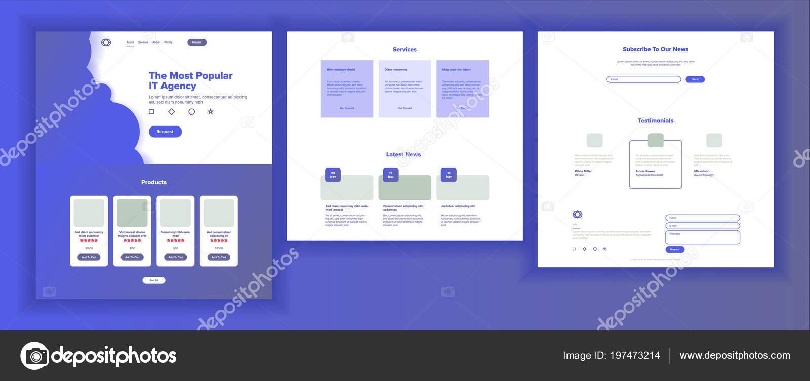Atractivo Web Que Diseña Muestras Reanuda Para Freshers Friso ...