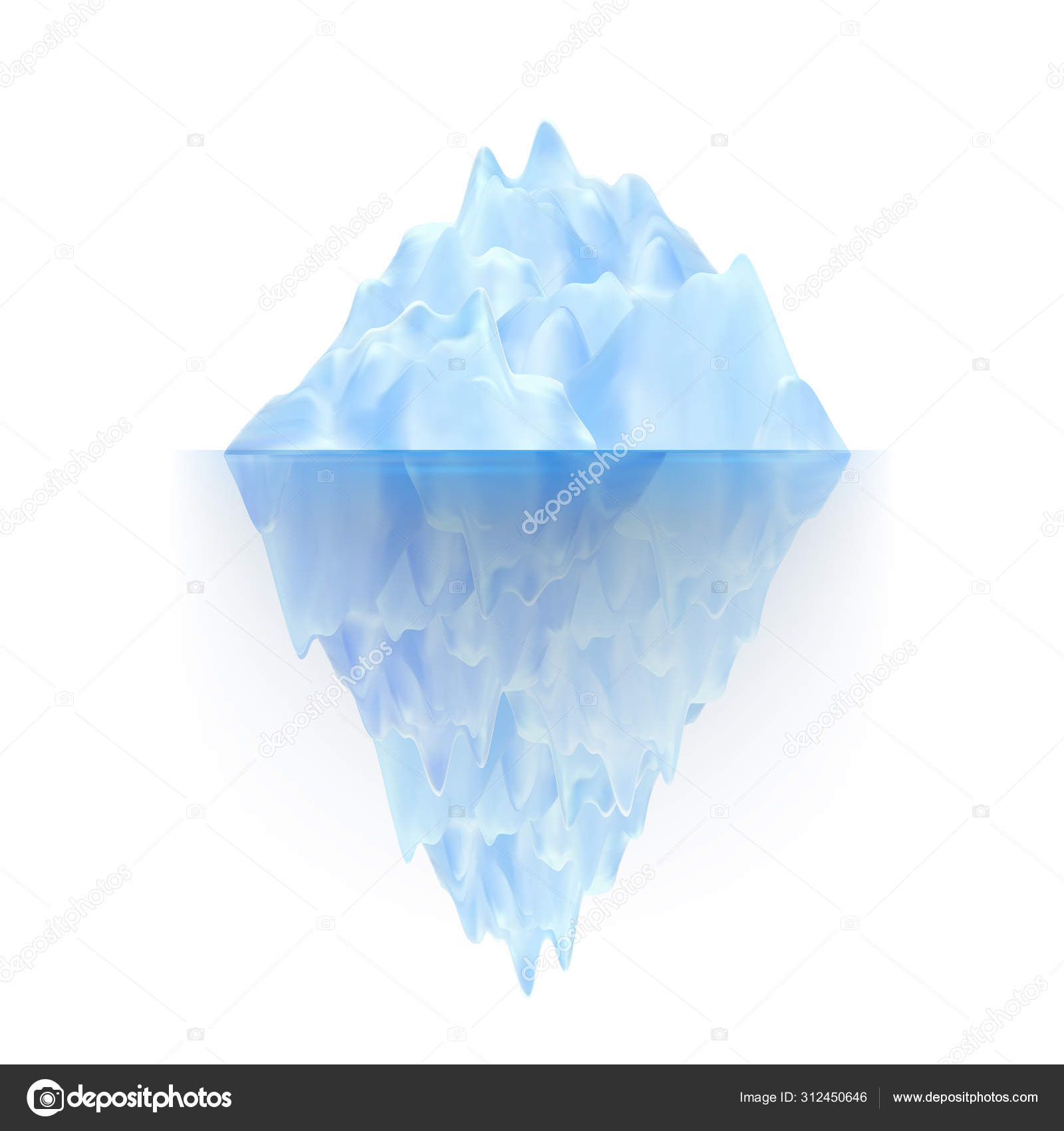 glacier ice rock floating on water waves vector stock vector c pikepicture 312450646 glacier ice rock floating on water waves vector stock vector c pikepicture 312450646