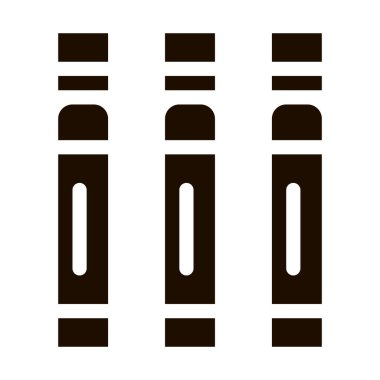 Muscle Balancer Capsules Vector Icon. Energy Balancer Vitamin Health Sportsman In Flask Pictogram. Dietary Protein Ingredient, Iso, Bar Bodybuilding Contour Illustration icon