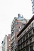 Városképet gazdagító épületnek szánták a New York-i régi épületek és a Víztornyok