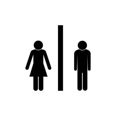 Keep distance sign.coronovirus epidemic protective measures.steps to protect your self.vektor illustration icon