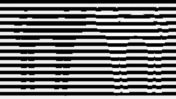zwei Katzen in monochromer Animation. schwarz-weißer Hintergrund mit Katzensilhouetten. schwarzer Kater und entblößte Katze.