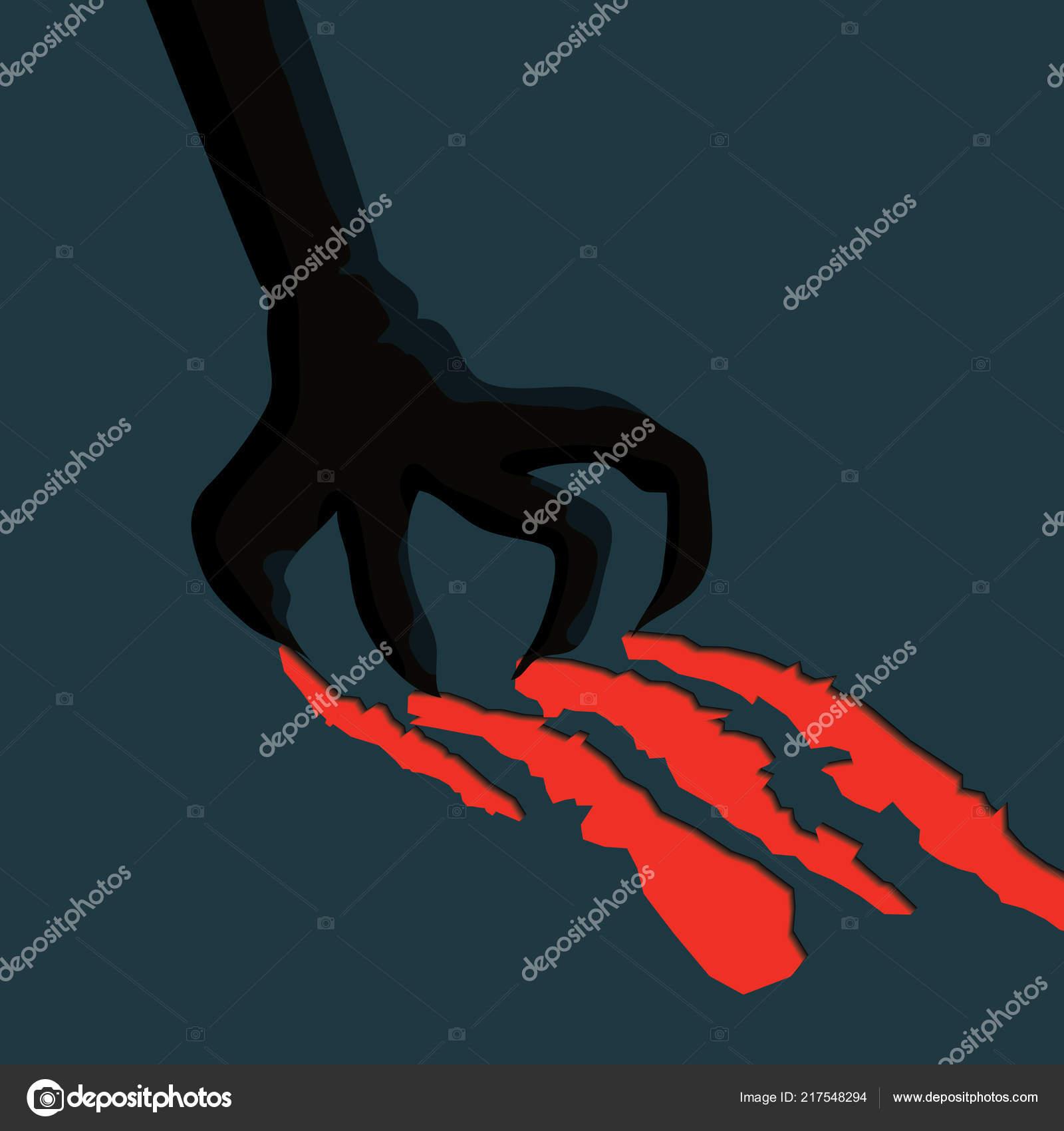 Halloween Spooky Vector Poster Banner Flyer Halloween Template ...