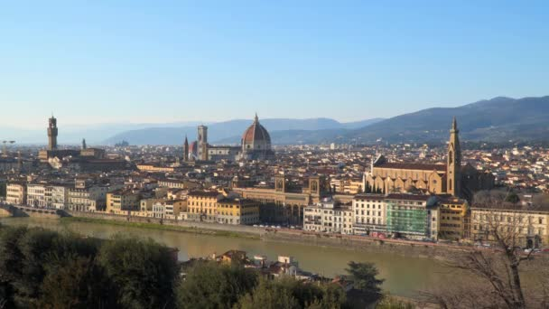 Florencie z piazzale michelangelo