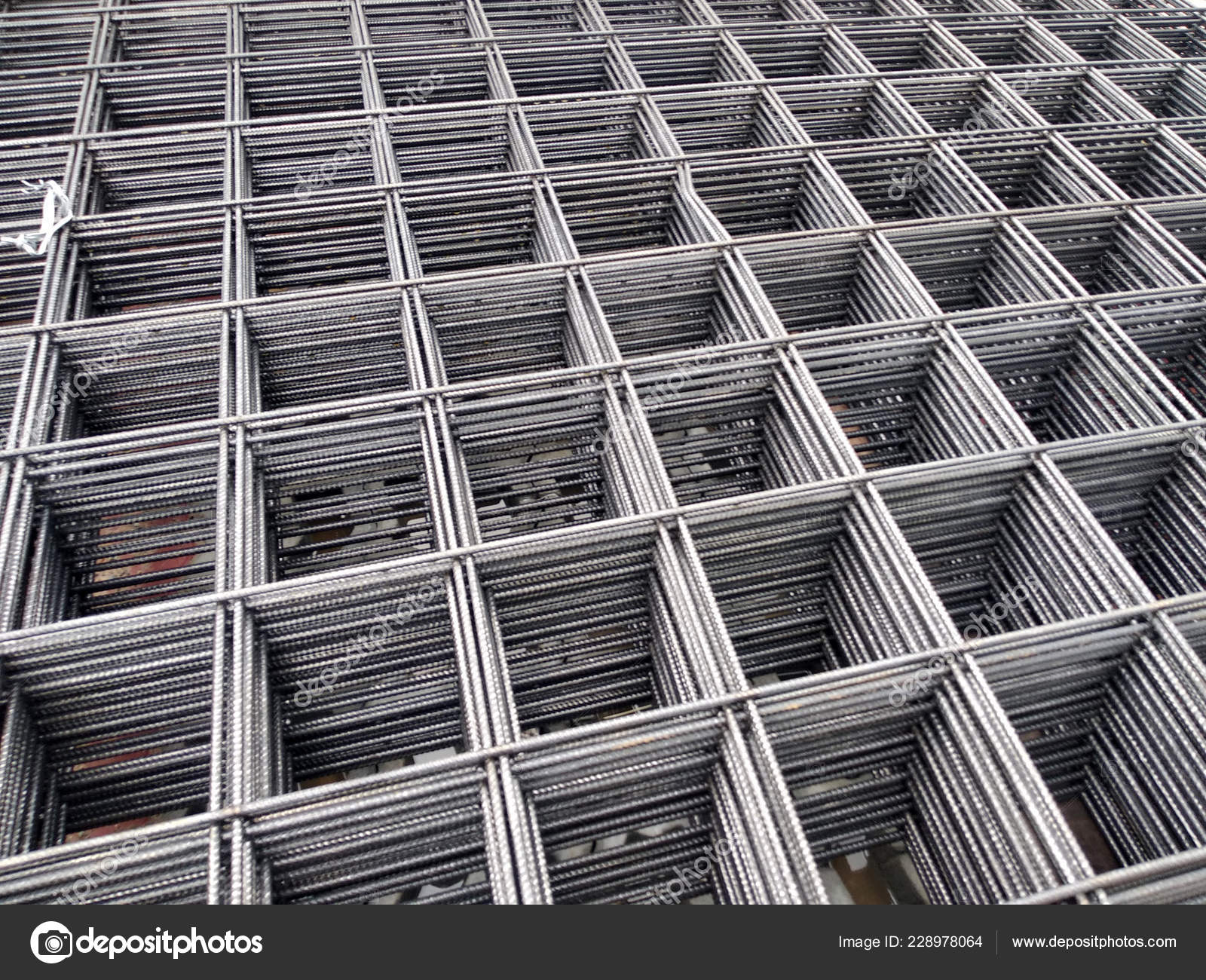 Brc Welded Wire Mesh Brc Fabric Used Part Main Structural
