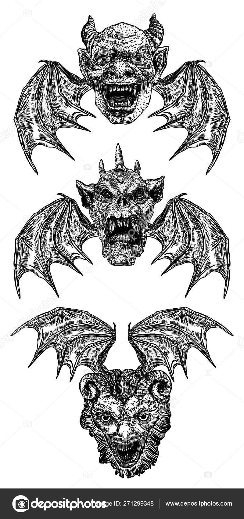 Elbenwald Supernatural Cuscino Trappola del Diavolo Simbolo Rotondo /Ø43cm Nero