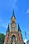 Fotografie Petrikirche in Chemnitz am Theaterplatz
