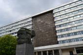 Fotografie Karl-Marx-Denkmal in Chemnitz