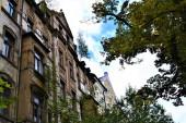 Fotografie Antikes Gebäude in Chemnitz